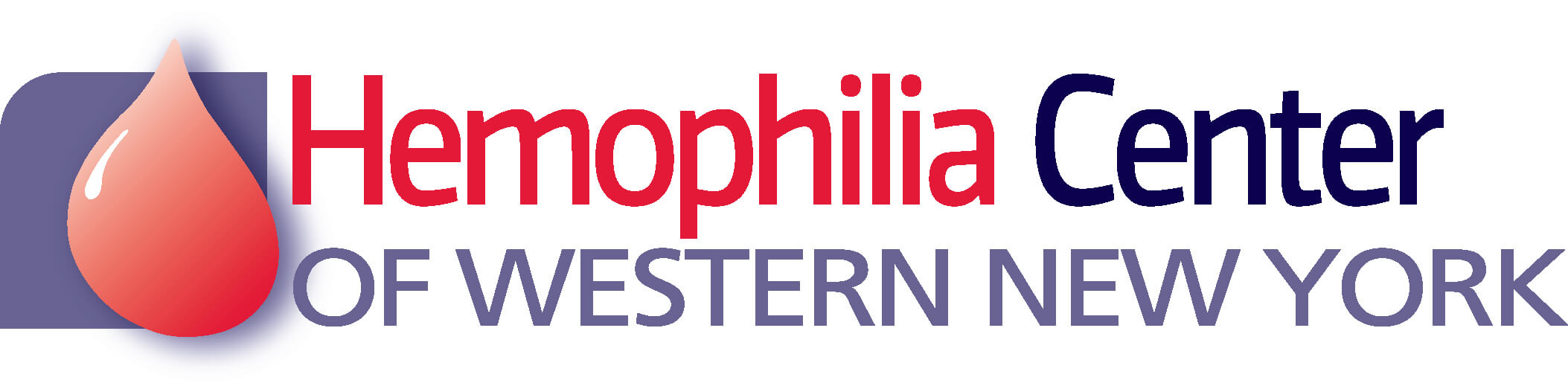Hemophilia Center of WNY Logo